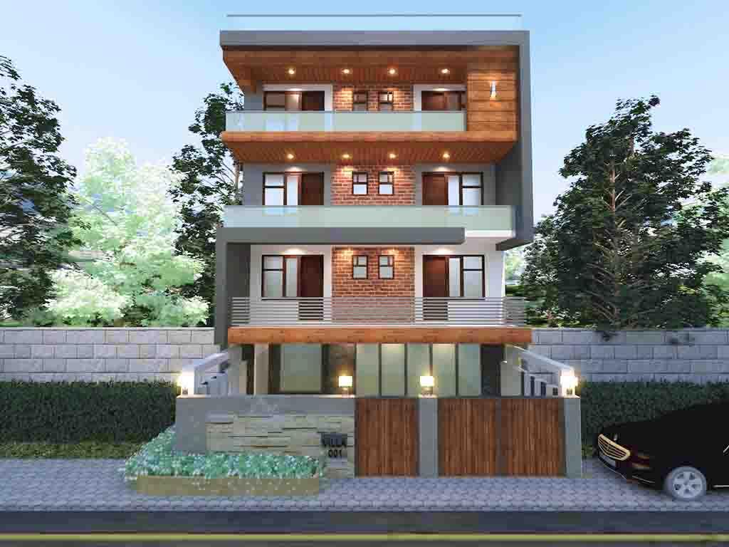 residence faridabad